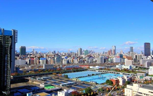 japonya tokyo şehri