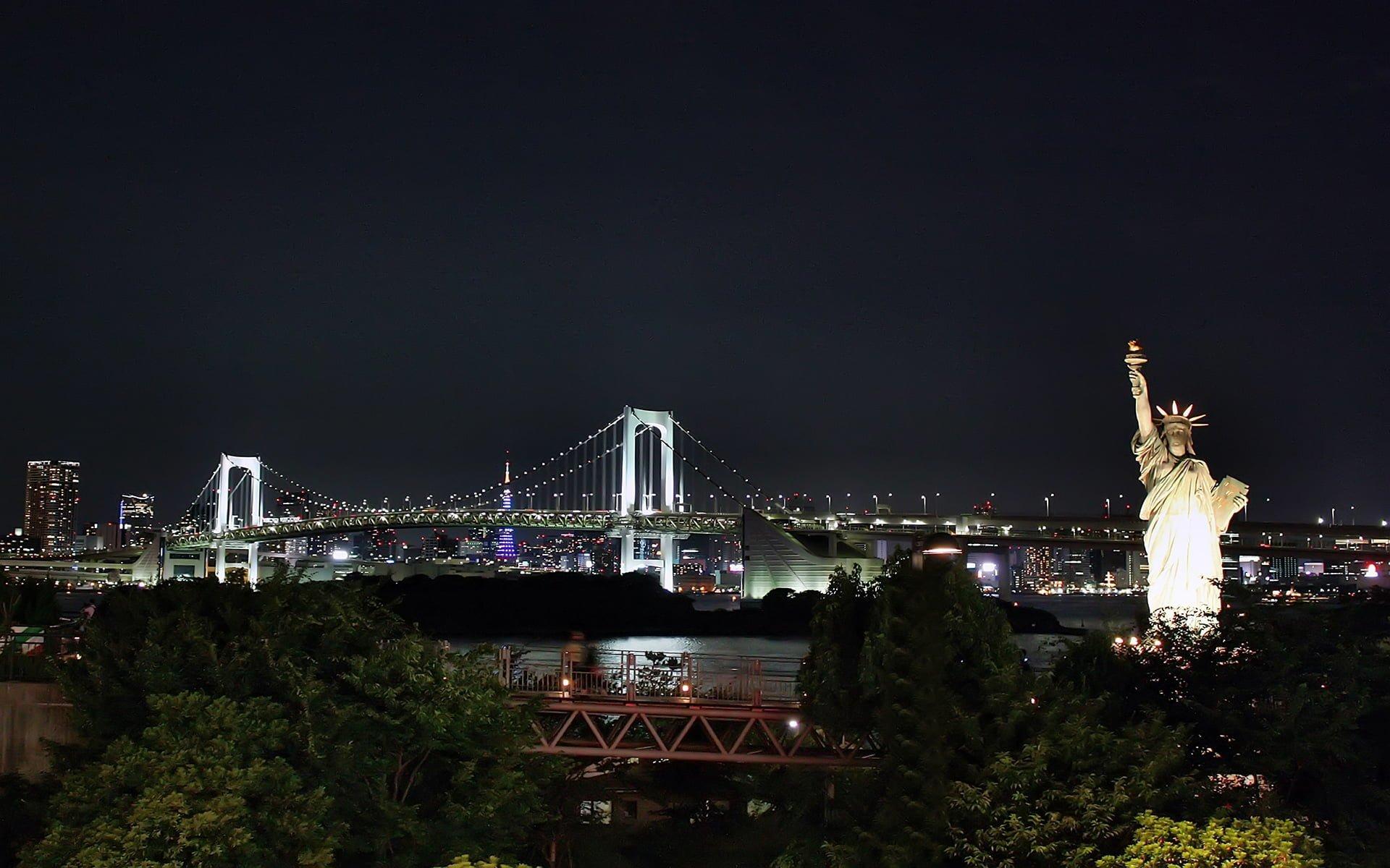 japonya gece görüntüleri