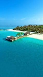 tropikal cennet adası 1080x1920