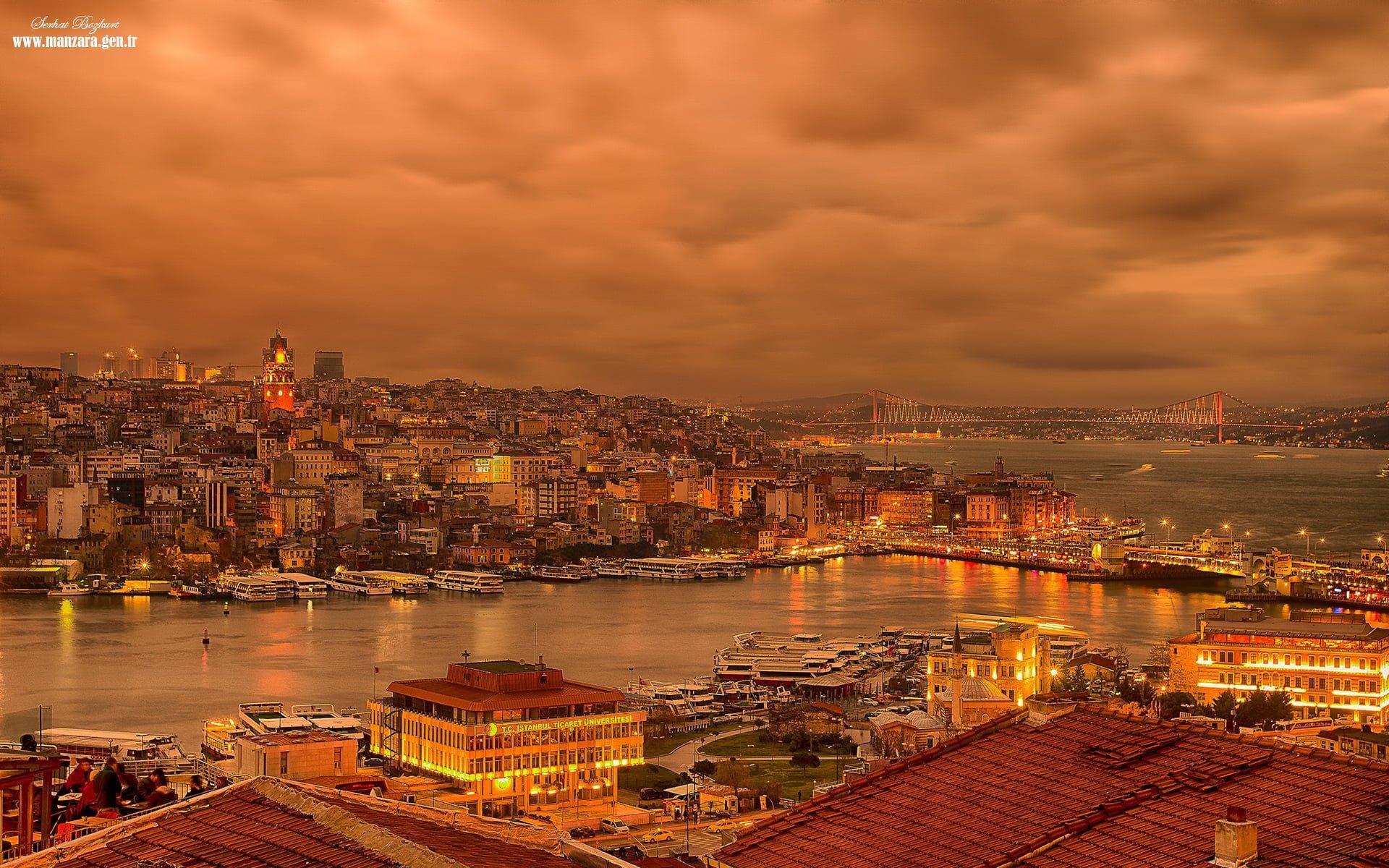 Turuncu İstanbul