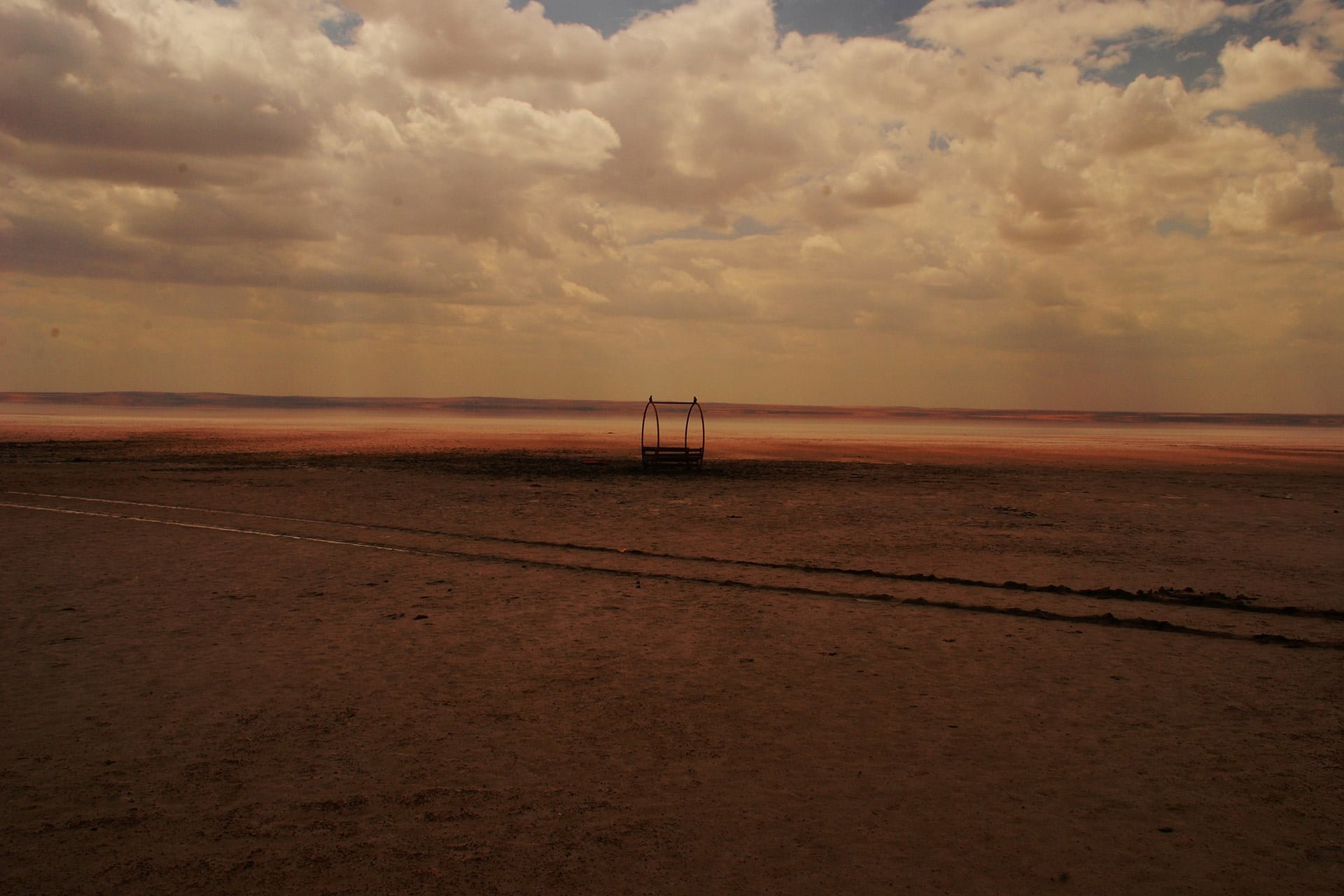 tuz gölü görüntüleri