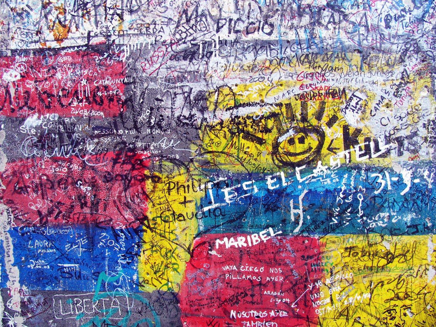Twitter Arkaplanları – Graffiti