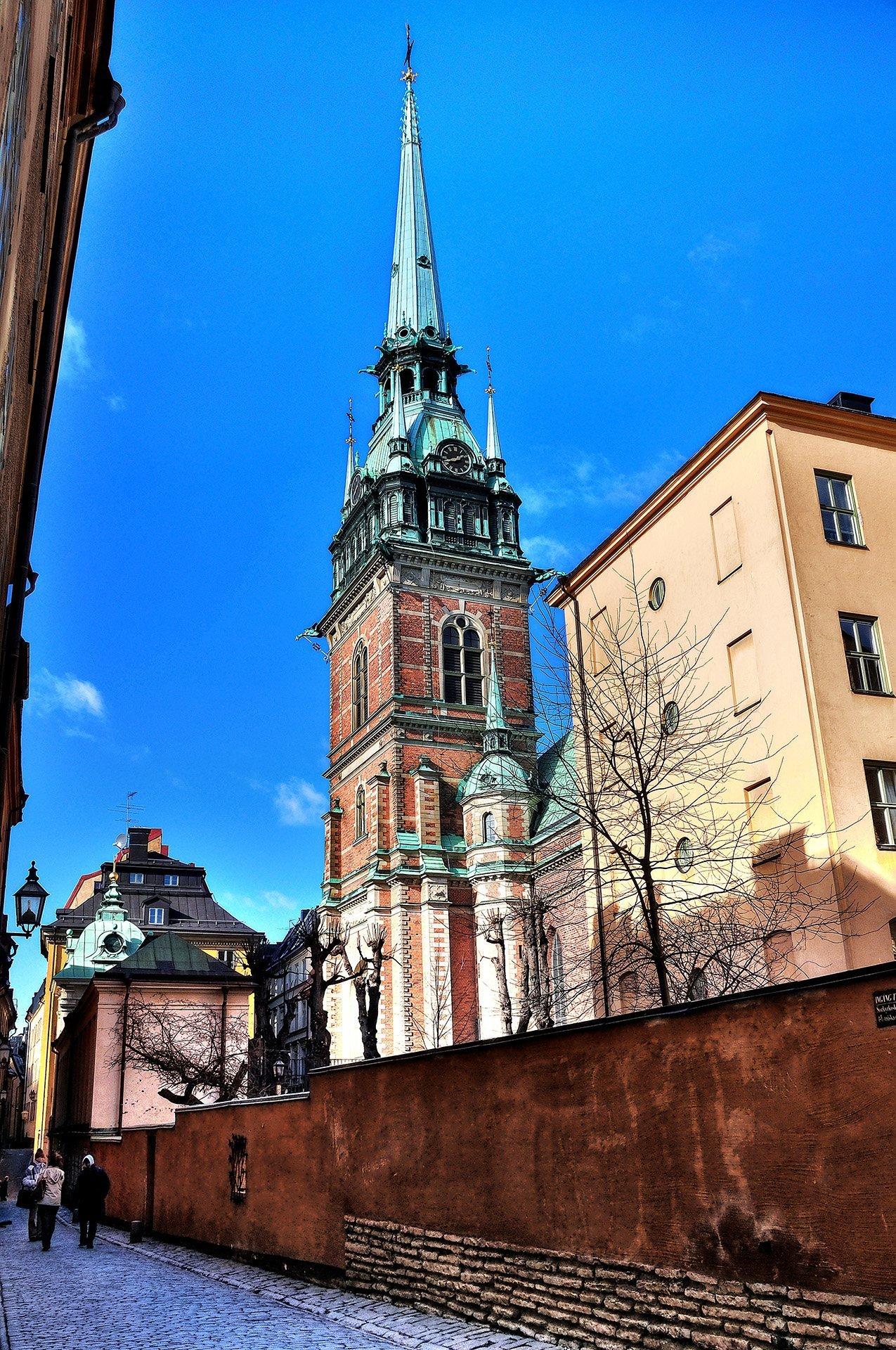 tyska kyrkan kilisesi