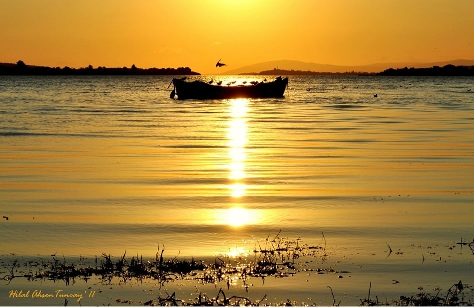 ulubat gölü