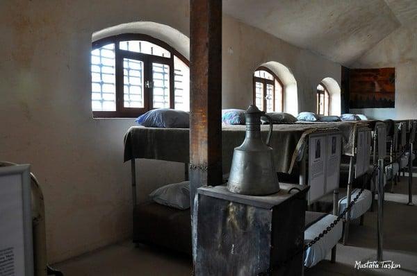 ulucanlar cezaevi müzesi 6. koğuş