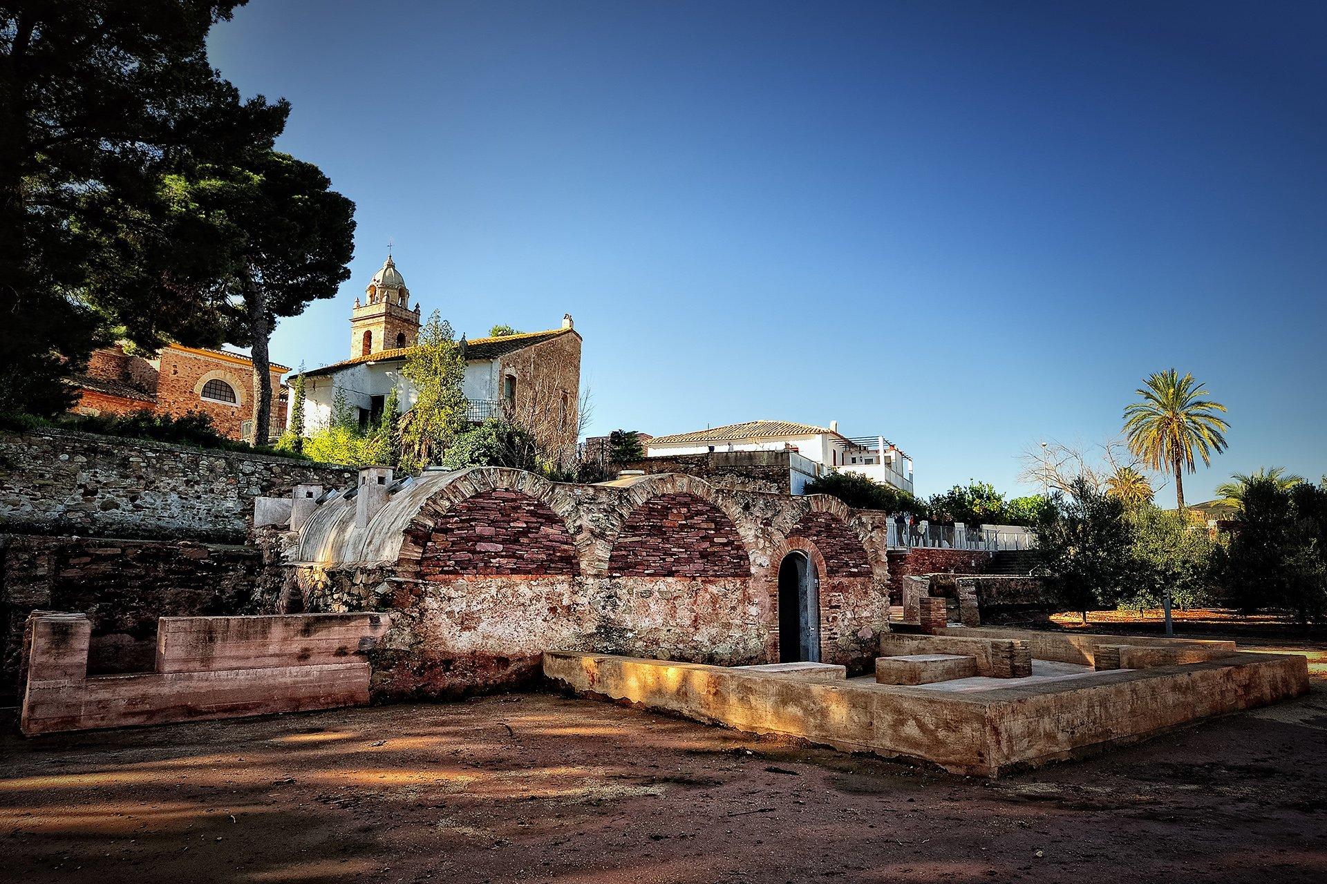 valencia kilise manzarası