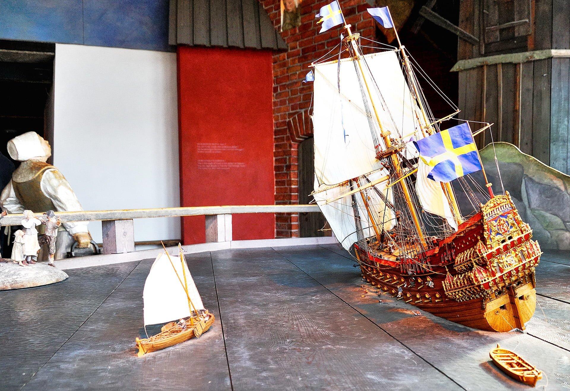 vasa müzesi gemi