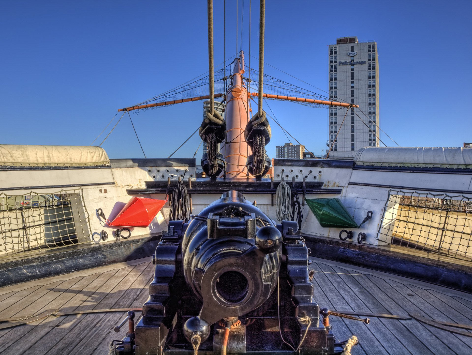 victoria ironcland – savaş gemisi