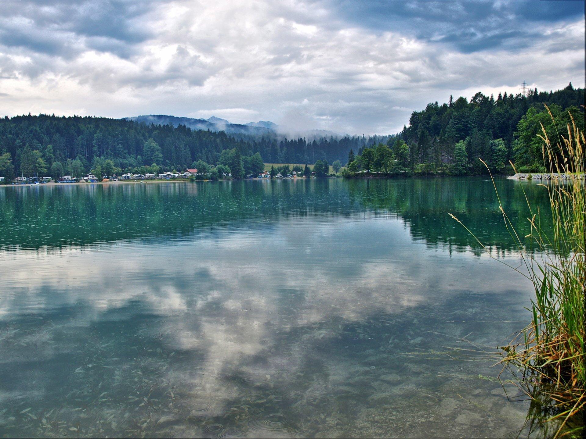 walchensee gölü