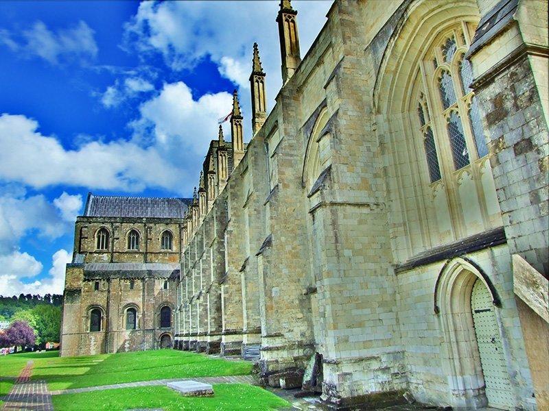 winchester katedrali