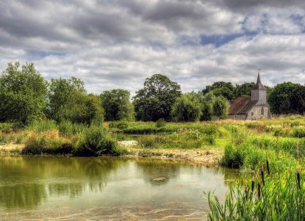 winchester kilise