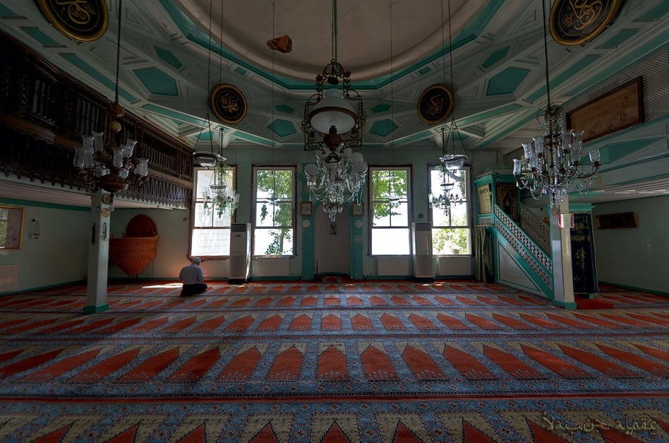 yahya efendi camii resimleri