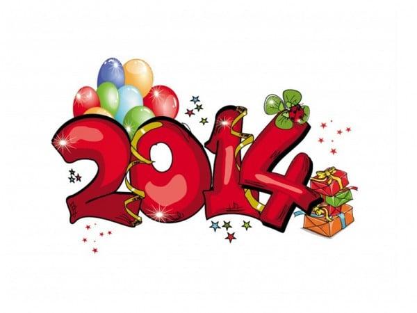 yeni sene 2014