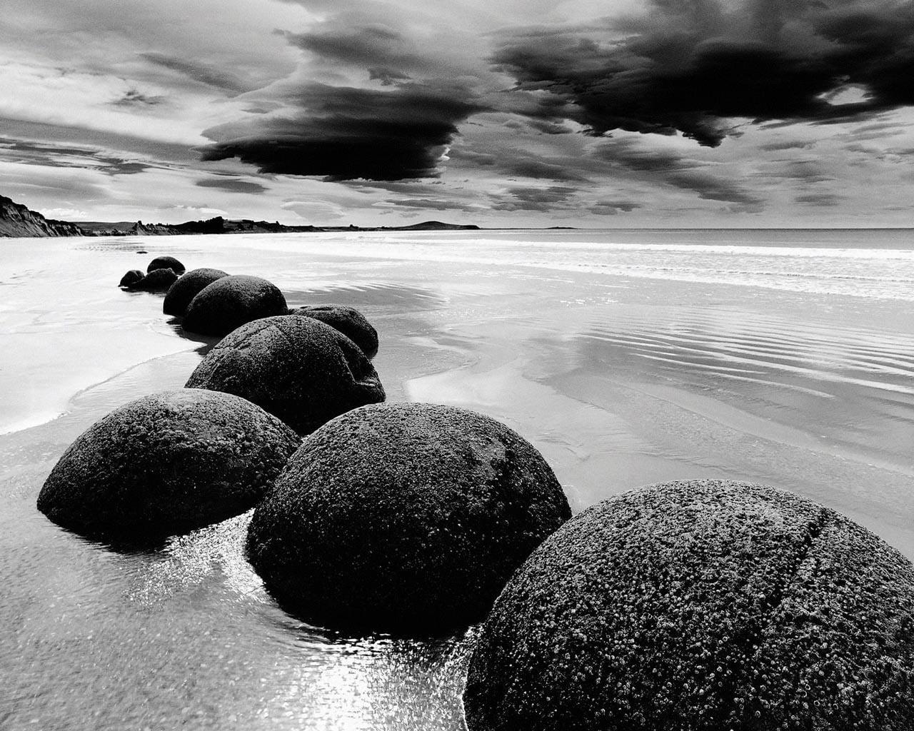 Siyah beyaz resimler – 51