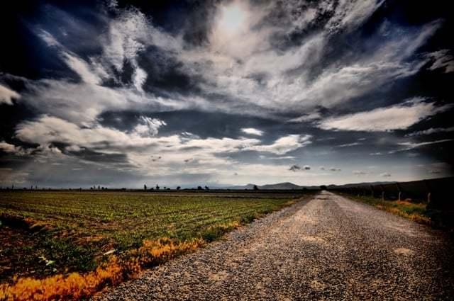 yol görüntüsü