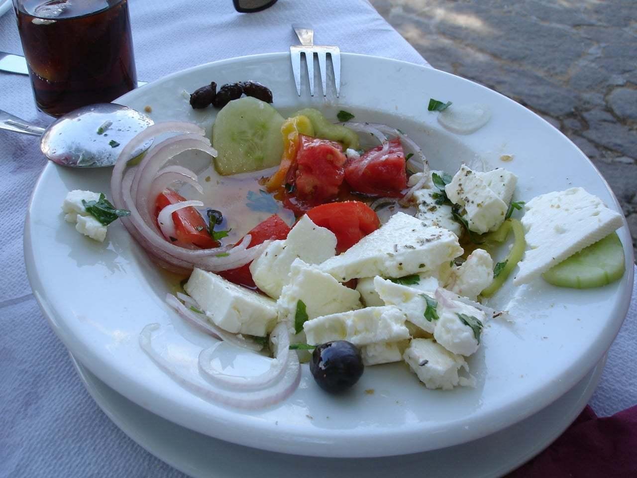 yunanistan salatası