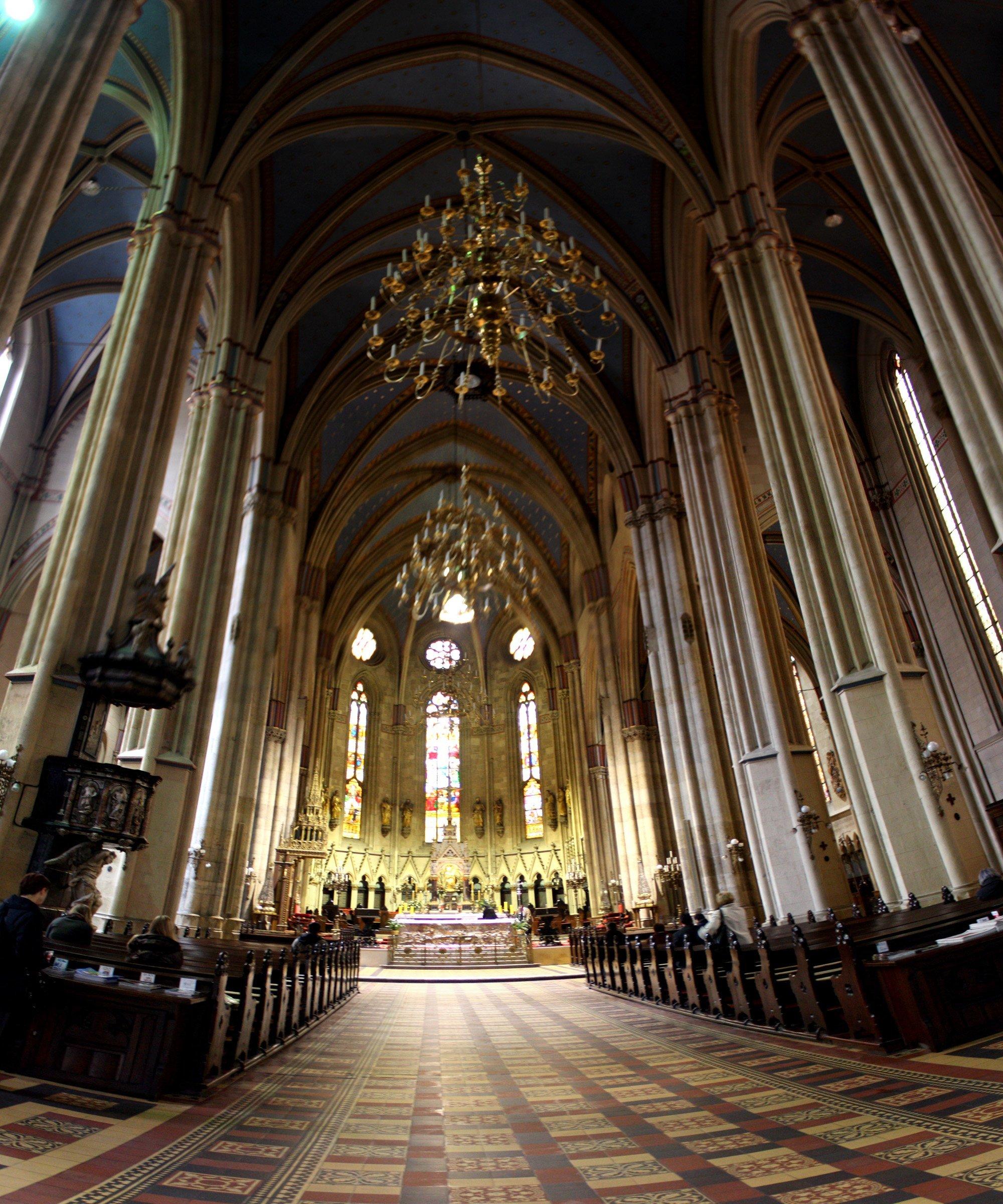 zagrep katedrali