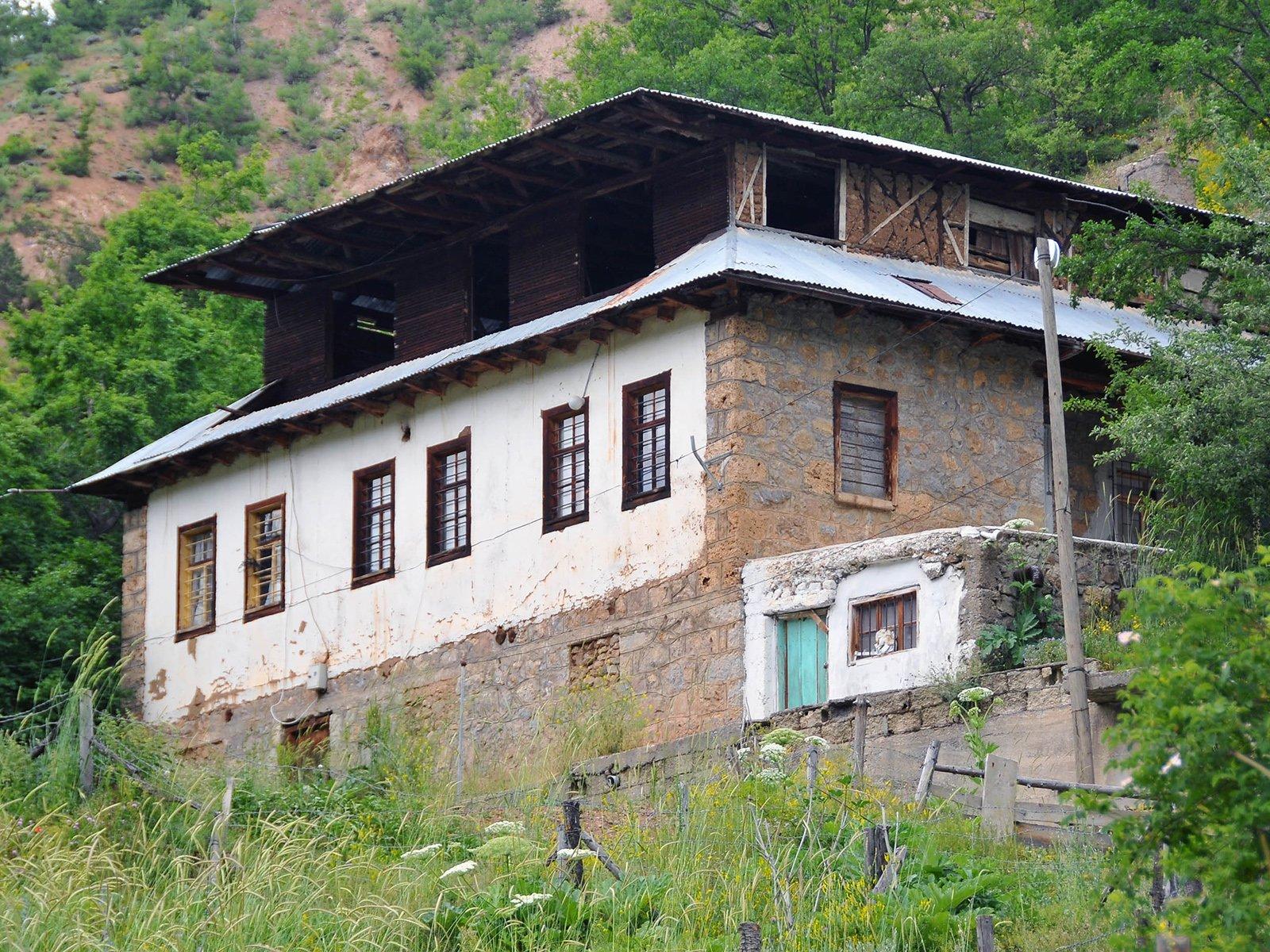 zigana evleri
